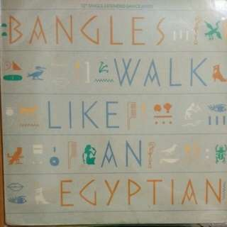"12""single Bangles~ Walk Like An Egyptian"