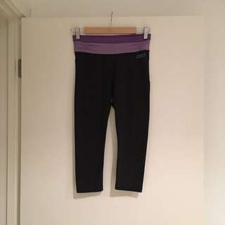 Lorna Jane 7/8 Tights Sz XS