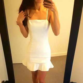 KOOKAI White mini dress
