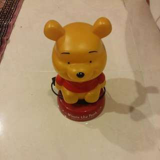 Lampu Winnie The Pooh
