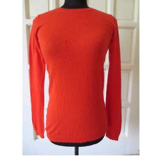 REPRICED! MANGO Basics L/S Fine Knit Sweater Top