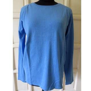 REPRICED!  ZARA BOYS Basic Crewneck Knit Sweater