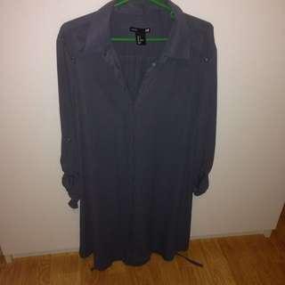 H&M Thick Chiffon dress