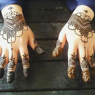 Henna For Any Occasions