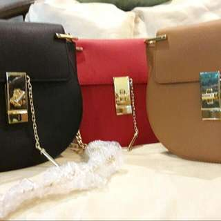Leathered Bags