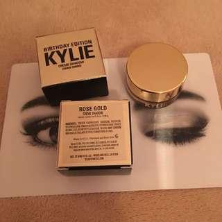 KYLIE - ROSE GOLD Cream Shadow