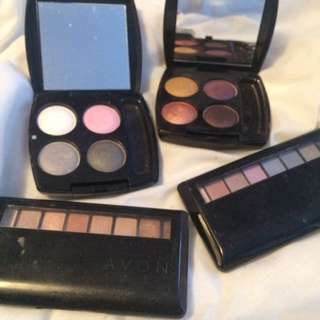 Avon Eyeshadow Bundle