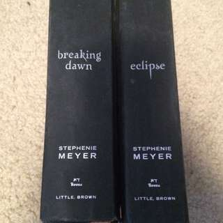 Breaking Dawn & Eclipse