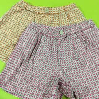 Uniqlo Girl Shorts
