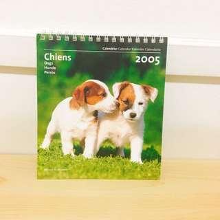 狗狗小月曆