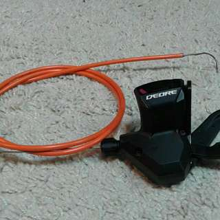Shimano Deore front shifter