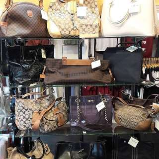 Bags, Wallets And Shoes