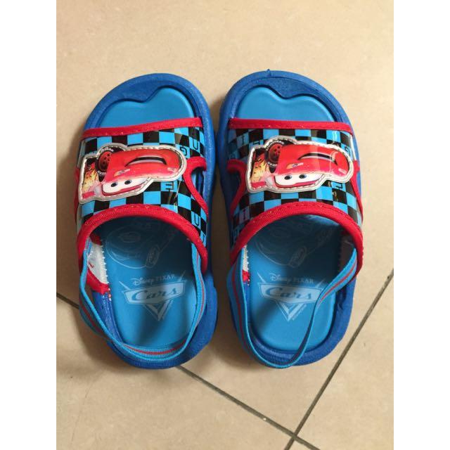閃電麥坤 涼鞋