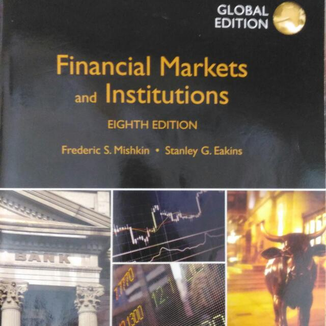 金融市場與機構  Financial Markets And Institutions