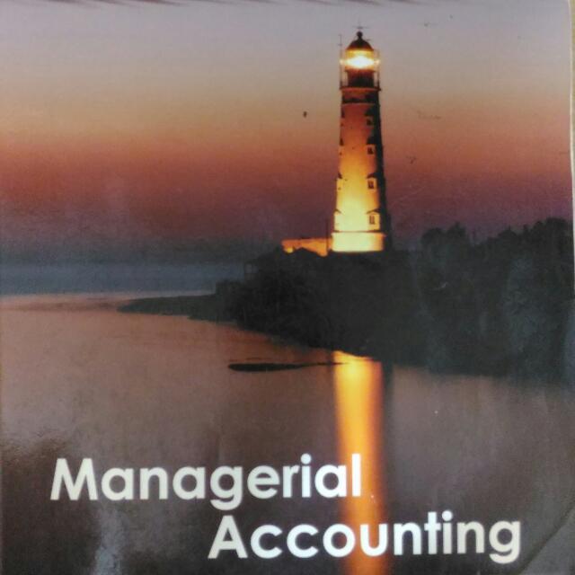 成管會 Managerial Accounting