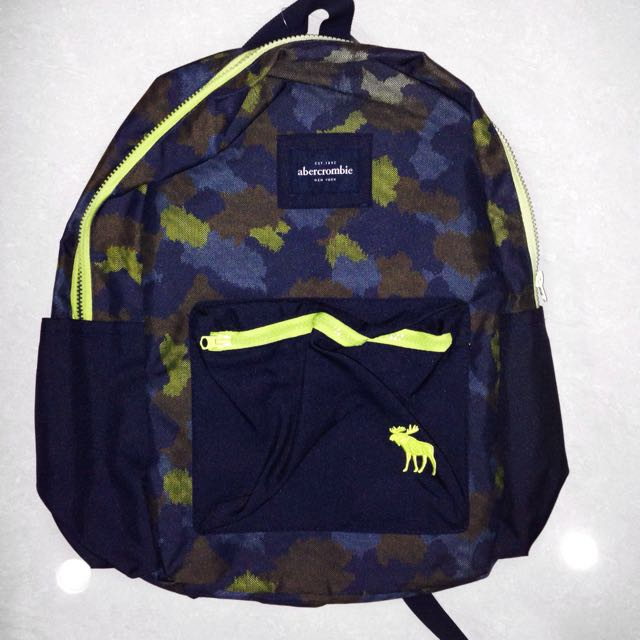 Abercrombie & Fitch Backpack 小孩後背包