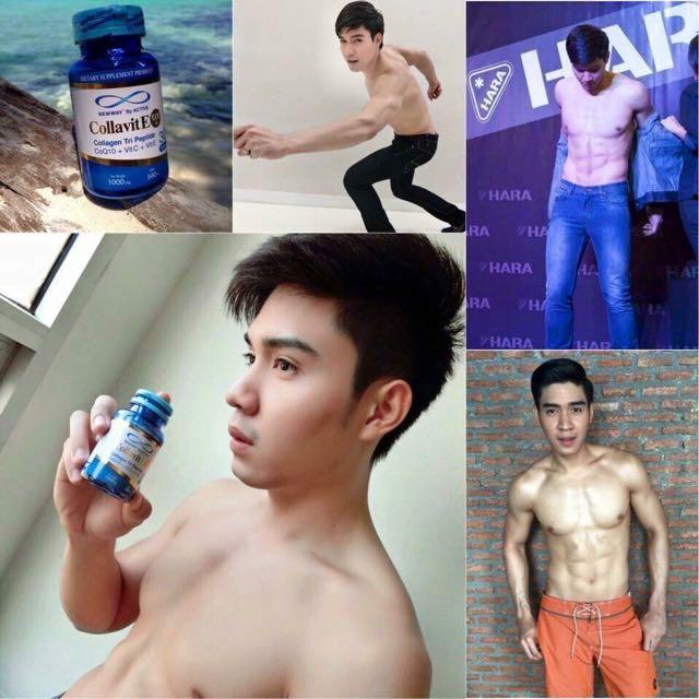 Active collagen vit. e