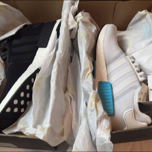 Adidas Nmd韓國帶回