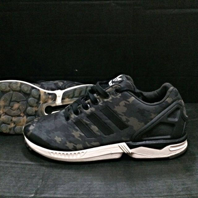 5ef929403 Adidas ZX Flux Houndstooth Camo Independent Italia