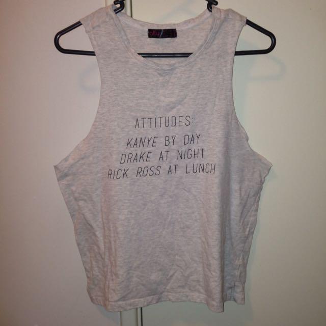 Ally Fashion Shirt