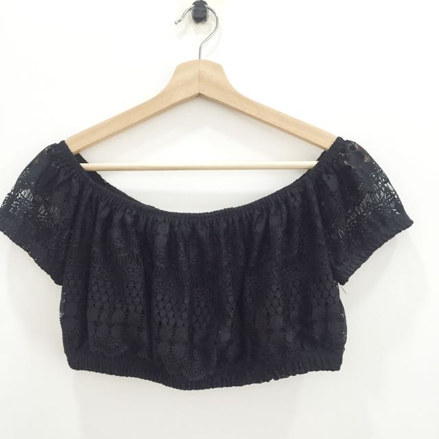Atmosphere Cropped Top