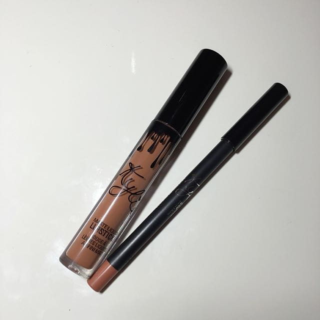 """Authentic Kylie Jenner Liquid Lipstick In """"exposed"""""""