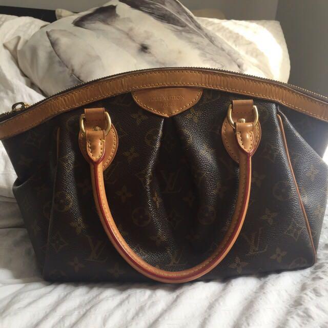 Authentic Luis Vuitton Bag
