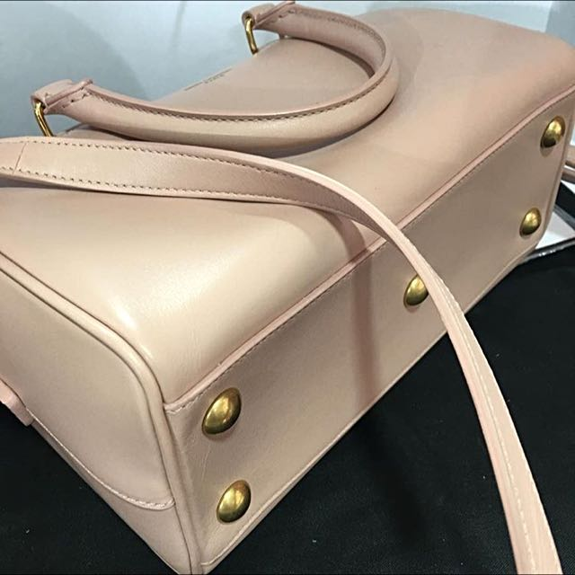 Authentic SAINT LAURENT Duffle Bag