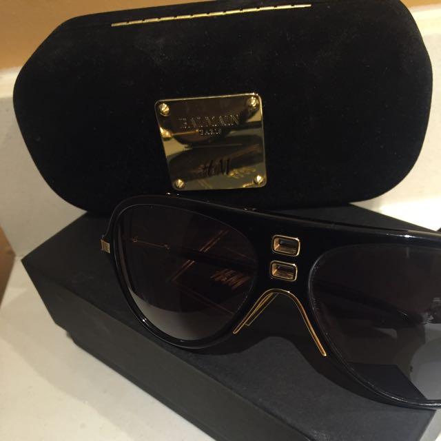 Balmain For h&m Womens Sunglasses