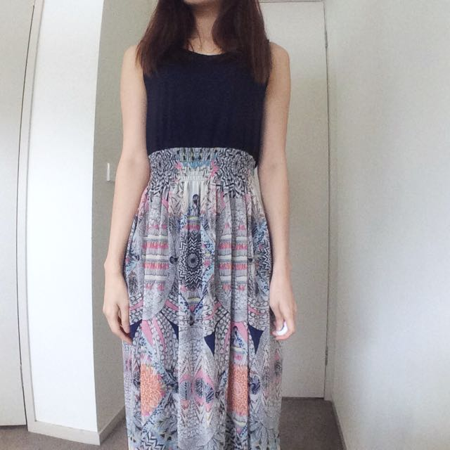🚫pending🚫☀️Beach Maxi Dress