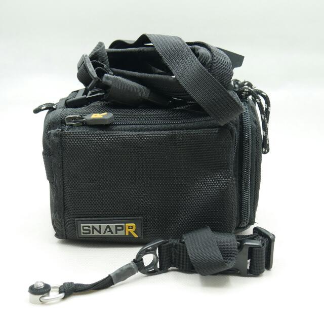 Black Rapid SnapR 35 Bag and Strap