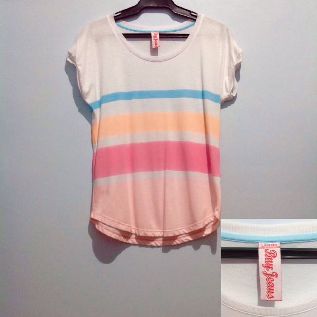 BNY Color Blocking Shirt