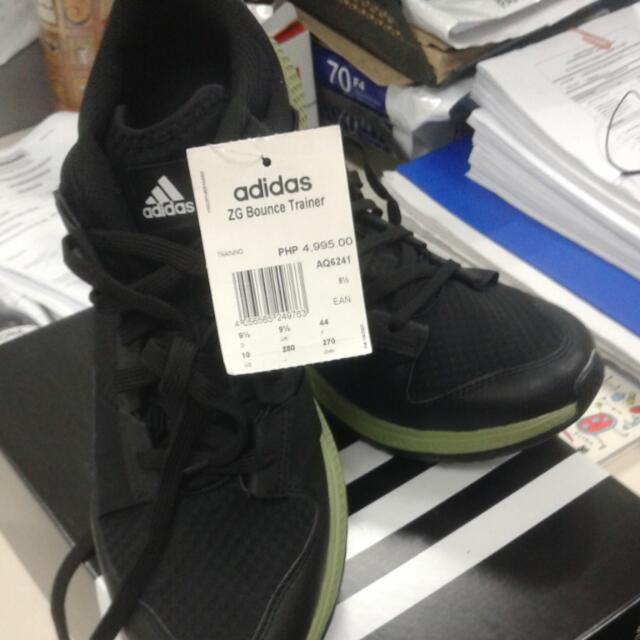 Brand new Adidas bounce trainer