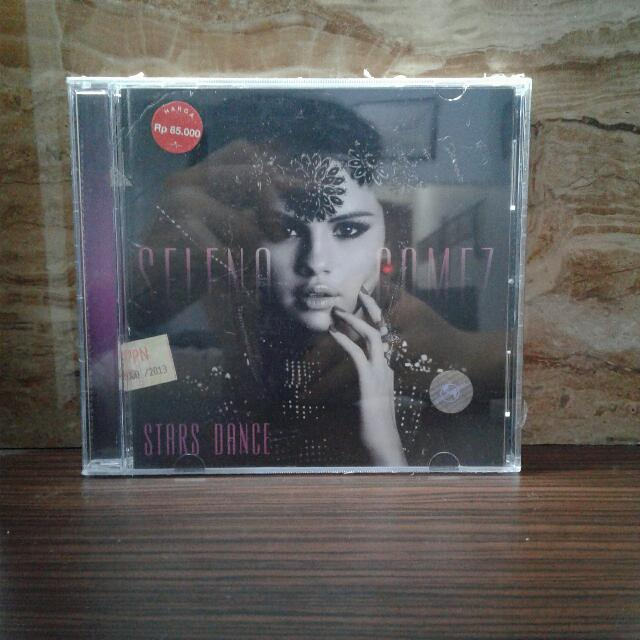 Cd Selena Gomez - Stars Dance ( New Sealed)