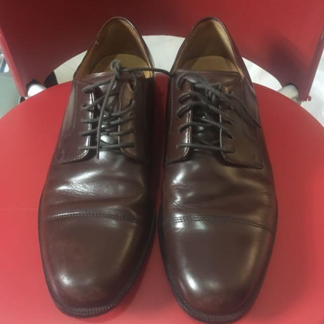 Cole Haan Cap Toe Oxfords Shoes