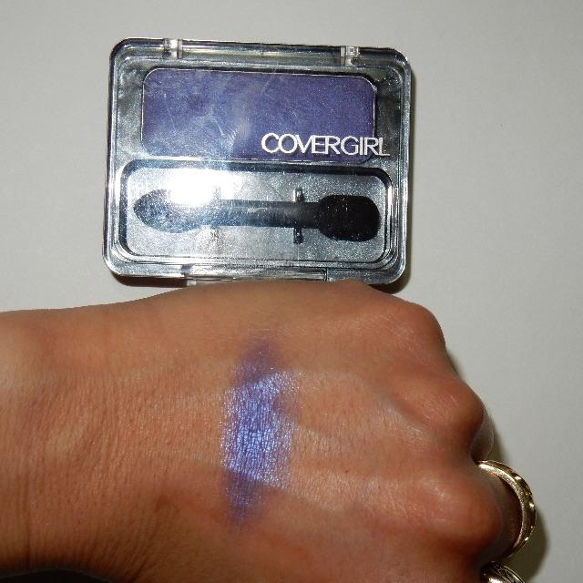 Covergirl eyeshadow- Purple Pop