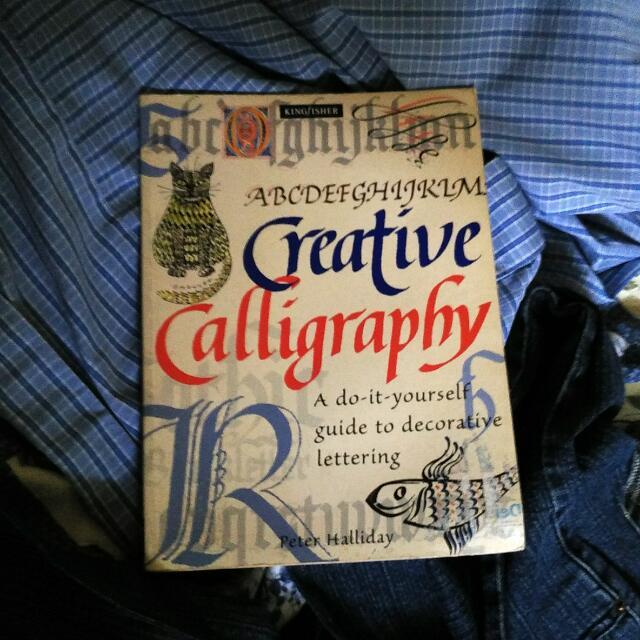 Creative Calligraphy - Peter Halliday