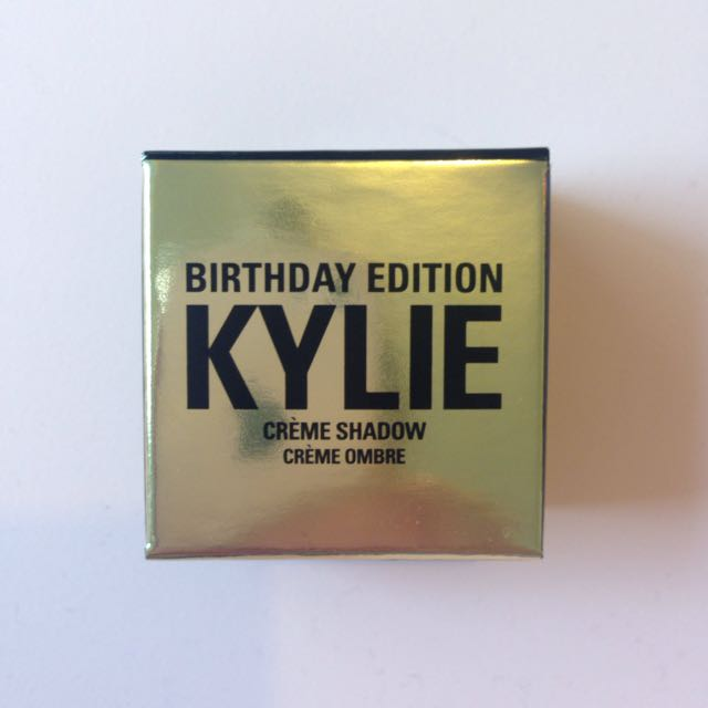 Creme Shadow by Kylie