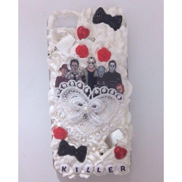 Handmade Horror Phone Case