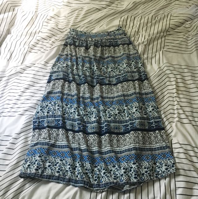 ICE maxi Skirt Size 10