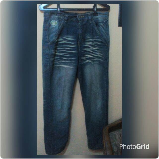 Jeans Pierre Cardin Original (Freeong Jabodetabek)