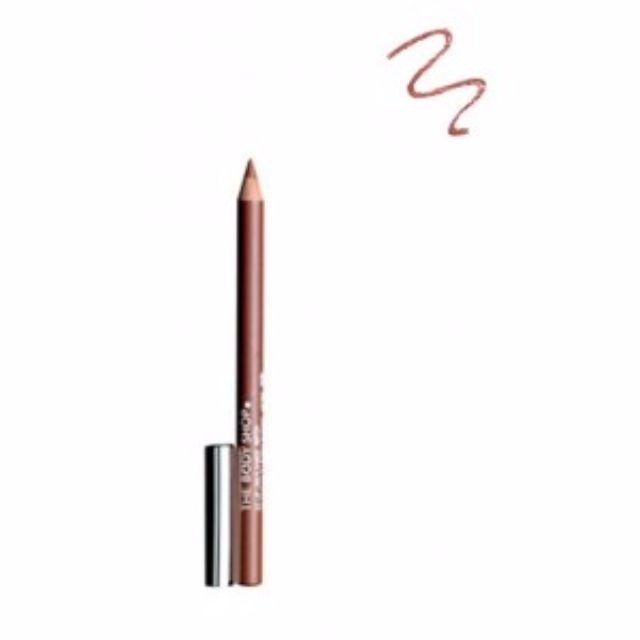 [JUAL RUGI] The Body Shop Lip Liner - 06 Mahogany