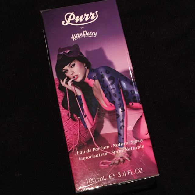 Katy Perry Purr 100mL EDP