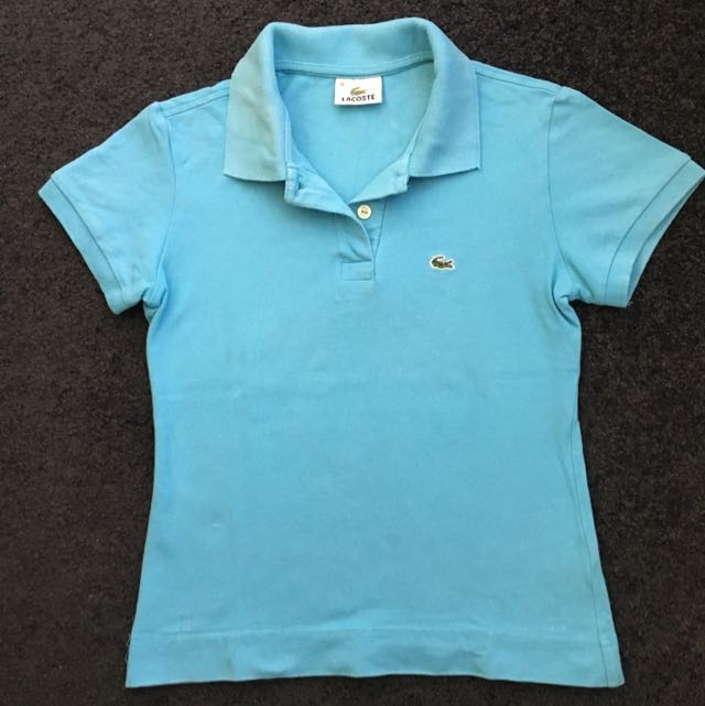 Lacoste Polo Shirt Size S