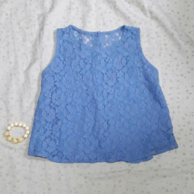 Lazy Lace Top