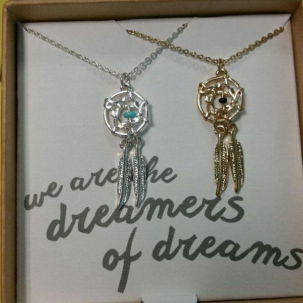 Lovisa Dream Catcher Necklace Women's Fashion Accessories On Carousell Mesmerizing Dream Catcher Necklace Philippines