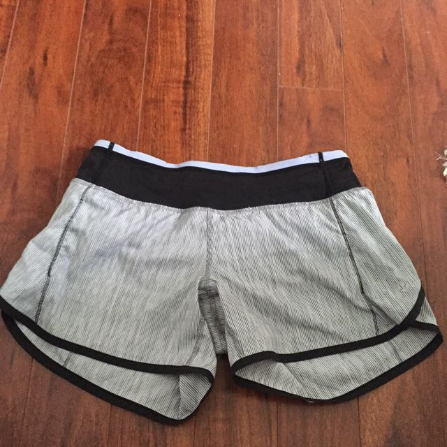 Lulu Lemon shorts. Size 2