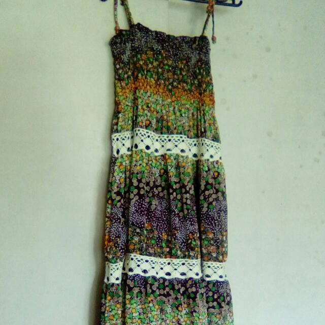 maxi dress Reserved