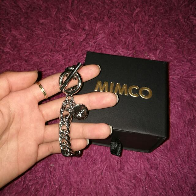 Mimco Chain Bracelet