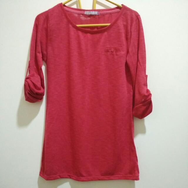 Phenomenal Red Shirt
